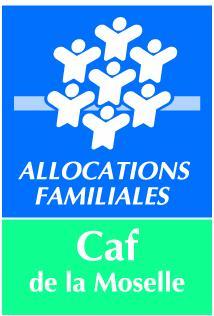 Logo caf moselle